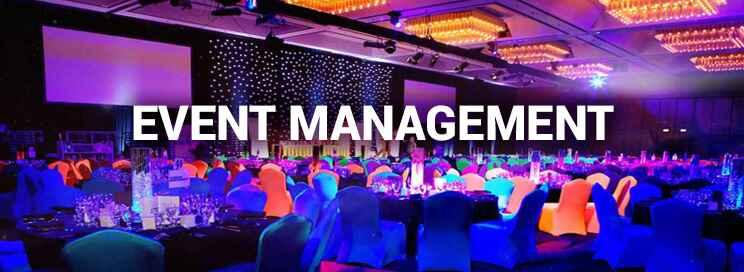 Event Management Companies Email List